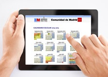 CALENDARIO ESCOLAR COMUNIDAD DE MADRID